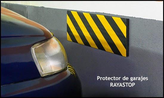 Protector de garajes RAYASTOP