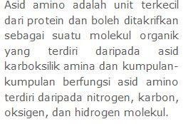 asid amino