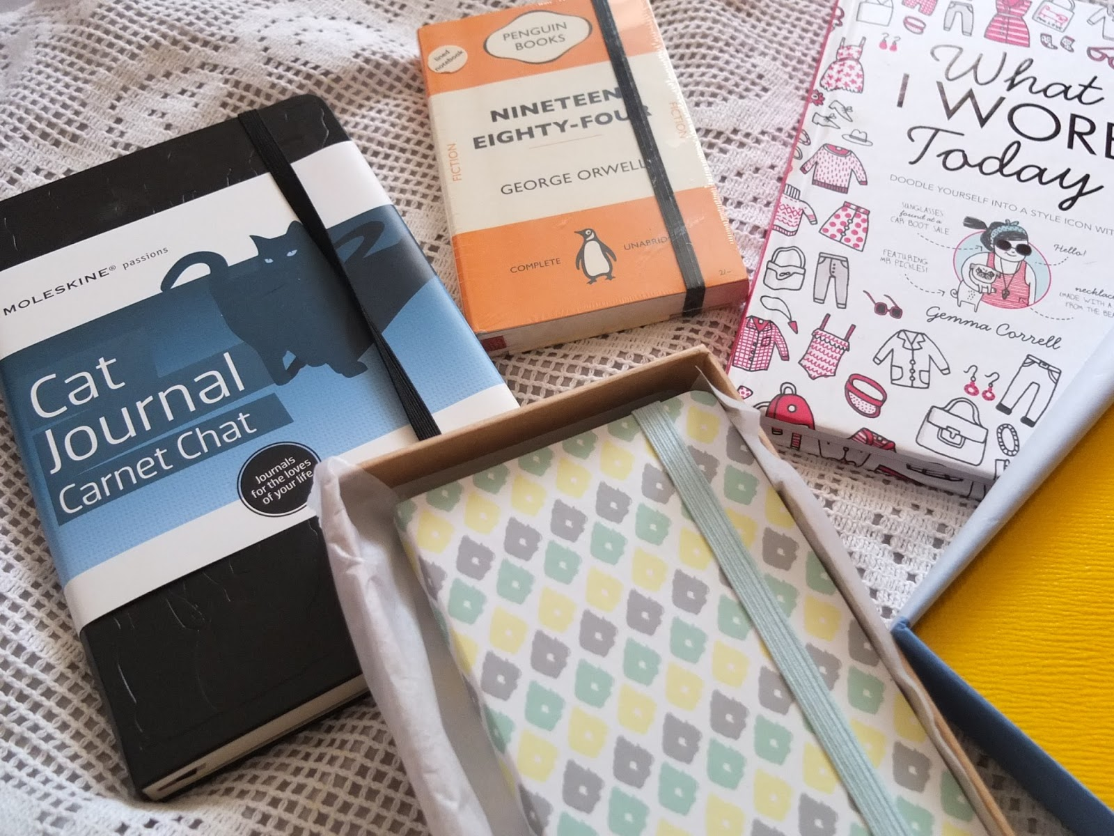 Gifts for book lovers on Hello Terri Lowe British Lifestyle Blog.