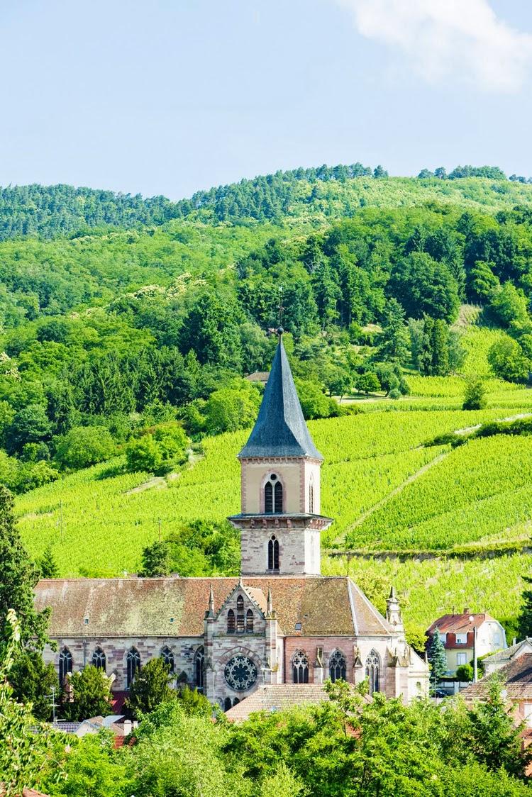 Ribeauvillé, Alsace, France