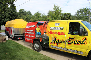 Aquaseal Toronto Basement Waterproofing Contractors Toronto in Toronto 1-800-NO-LEAKS