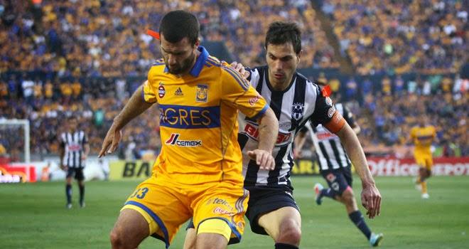 Tigres vs Monterrey Liga MX 18-04-2015