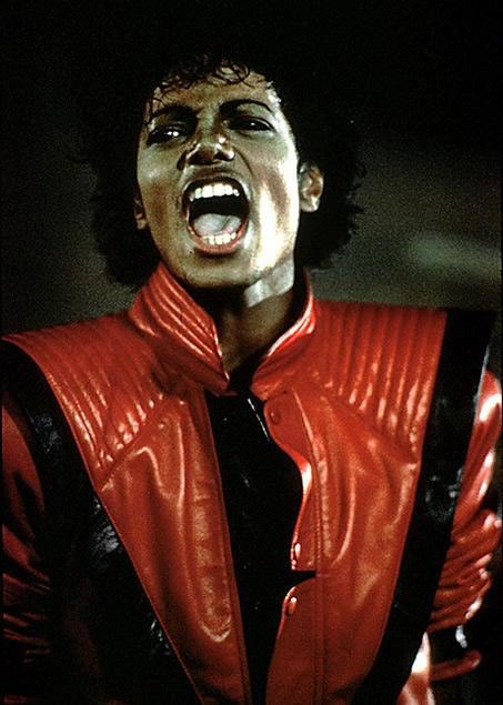 michael jackson thriller by - photo #8