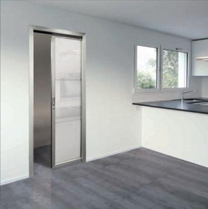 Infissi e porte ad agrigento interior design dilatare un - Porte scorrevoli tutta altezza ...