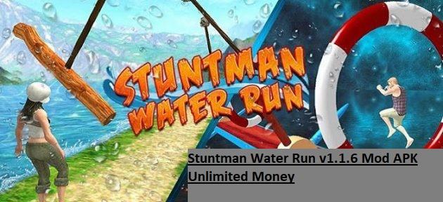 Stuntman Water Run v1.1.6 Mod APK Unlimited Money