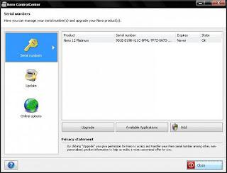 Nero 12 Platinum 12.0.02 Fullversion - Tested