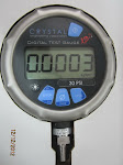 new Crystal Digital Test Gage XP2i # 30psi