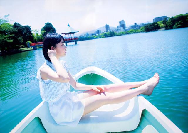 Sakura Miyawaki 宮脇咲良 Sakura さくら Photobook 写真集 20