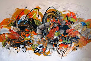 Contemporaneas Pinturas Abstractas