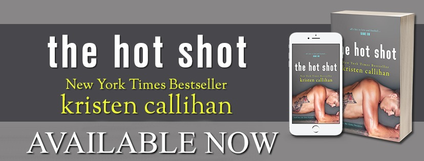 THE HOT SHOT Release Blitz