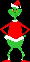 Santa Grinch