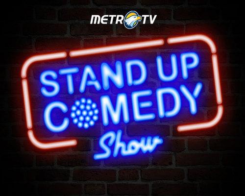 , Nah hari ini saya mau berbagi lagu Stand Up Comedy Metro TV , yang