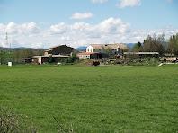 Can Serrabou des dels Canals de Vilardell