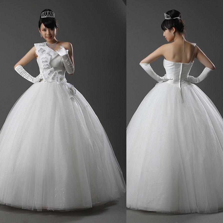 Wedding Ring: Modern Wedding Dresses Korea