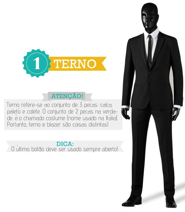 clássicos guarda-roupas masculino