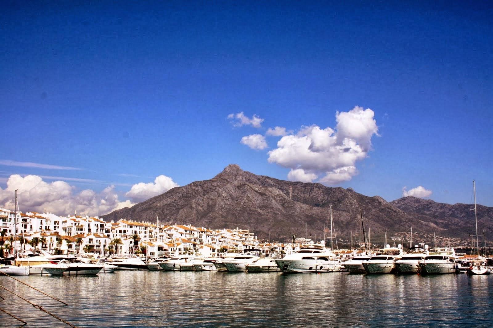 Puerto banus spain travel guide - Puerto banus marbella ...
