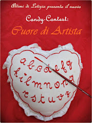 CANDY-CONTEST: CUORE DI ARTISTA