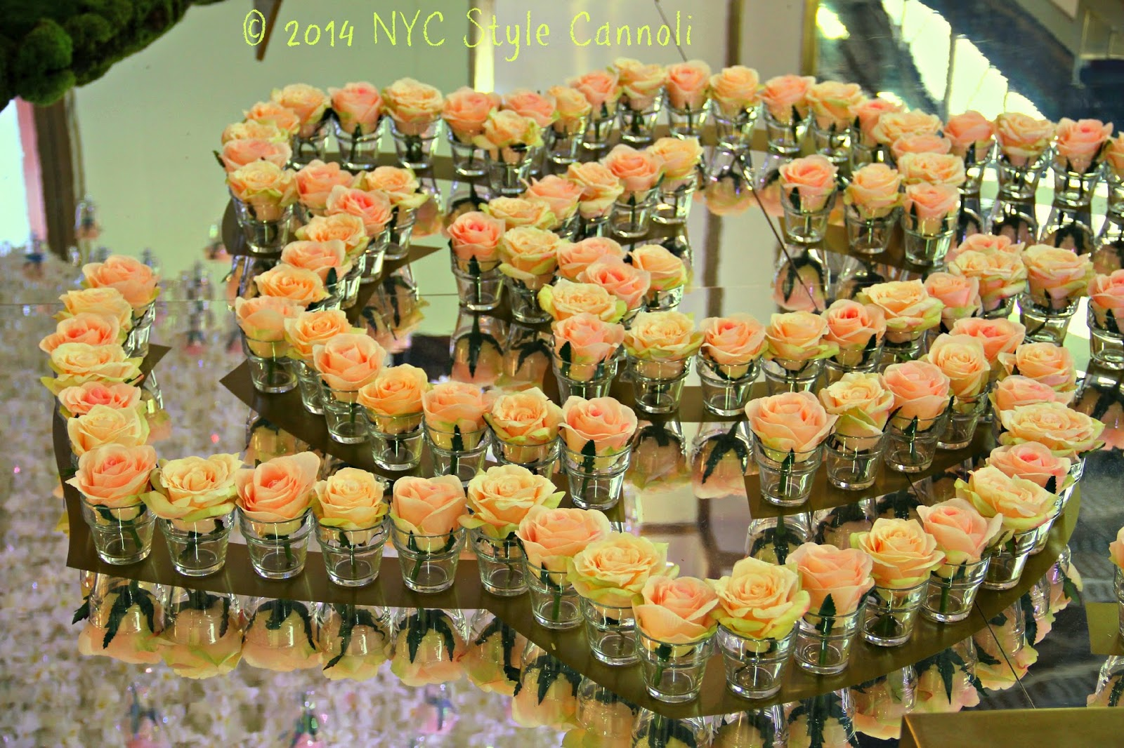 nyc style and a little cannoli lori morris design at the 2014