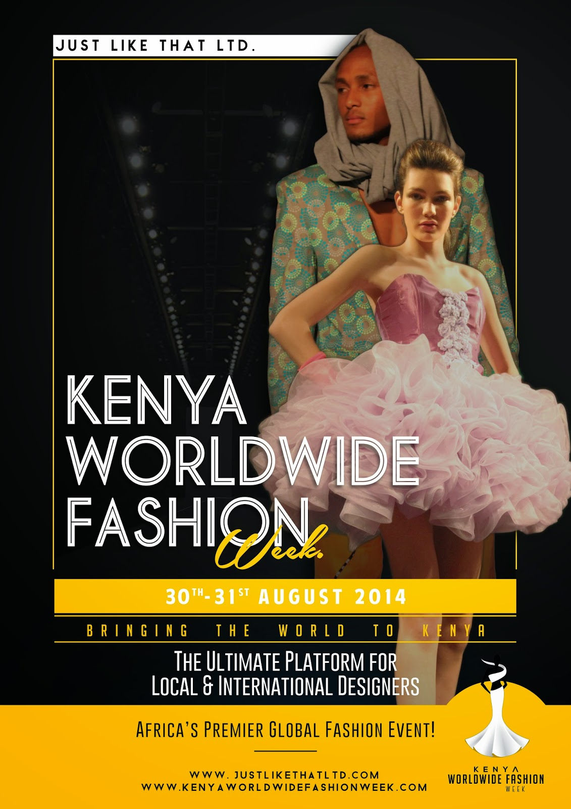 Kenya Worldwide Fashion Week