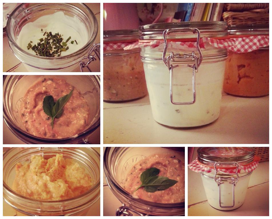 My Slimming World Adventure: Homemade Dips: Garlic & Herb ...