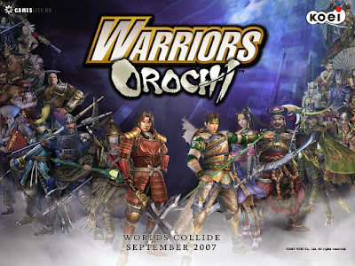 Free Download Warriors Orochi PC Game Full Version