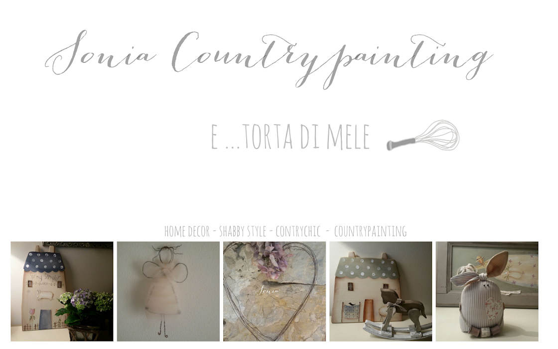 Sonia Countrypainting       e         Torta di Mele