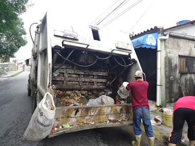Pese a las limitaciones la Alcaldía de Tovar cumple con la recolección de desechos sólidos