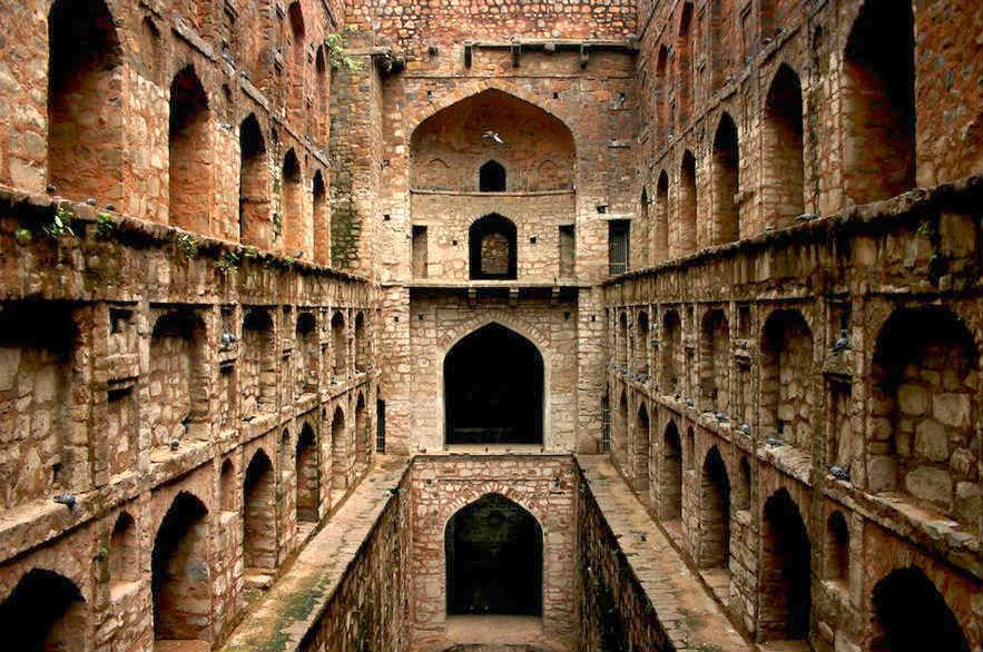 Agrasen Ki Baoli in greater details