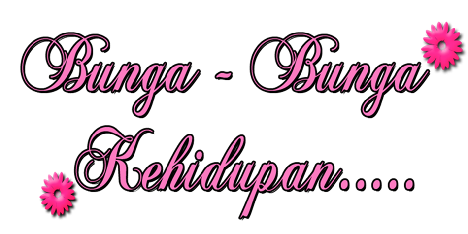  bunga-bunga kehidupan 