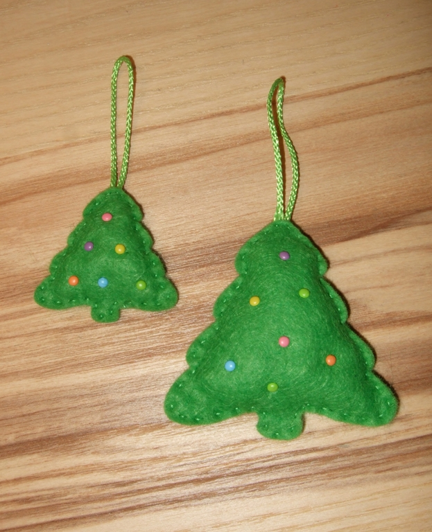 Got An Idea Felt Christmas Decoration