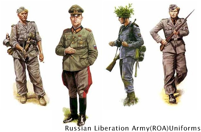 Russian Military Uniforms 67