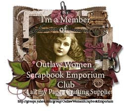 Outlaw Women Scrapbook Emporium Group