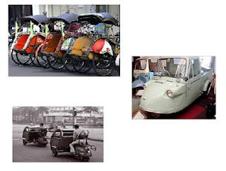 Alat Transportasi Jakarta