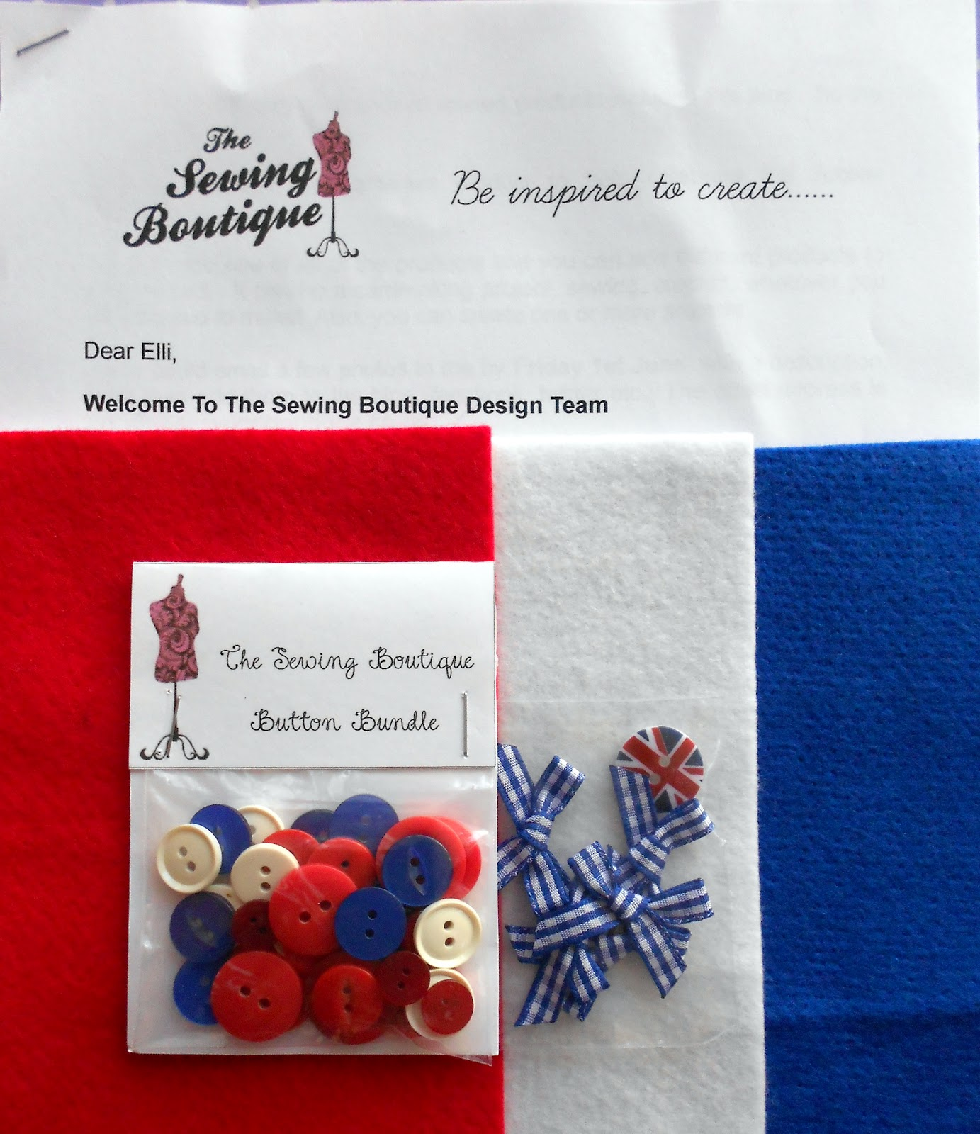 The Sewing Boutique Blog: {Design Team Makes} Hurray For