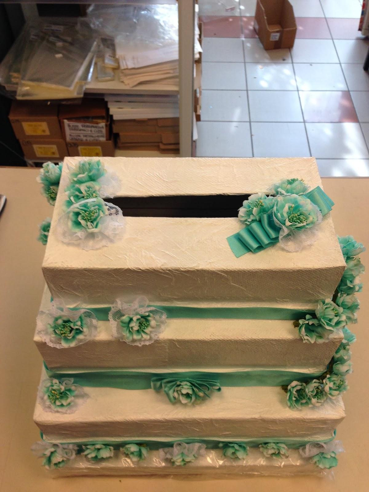 Buste Matrimonio Toscana : Arcobaleno blu novità torta porta buste per matrimonio