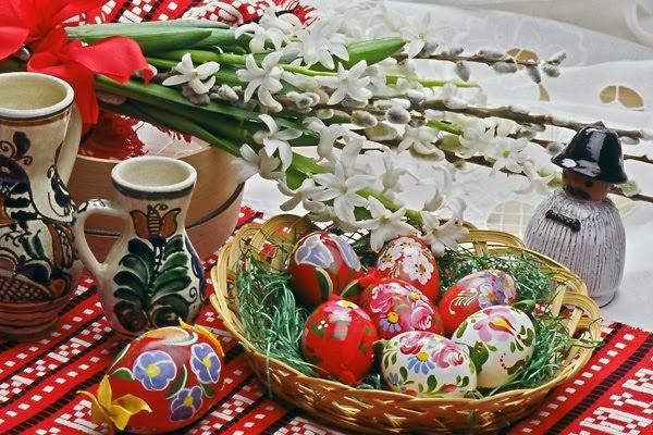 Hagyományos húsvét