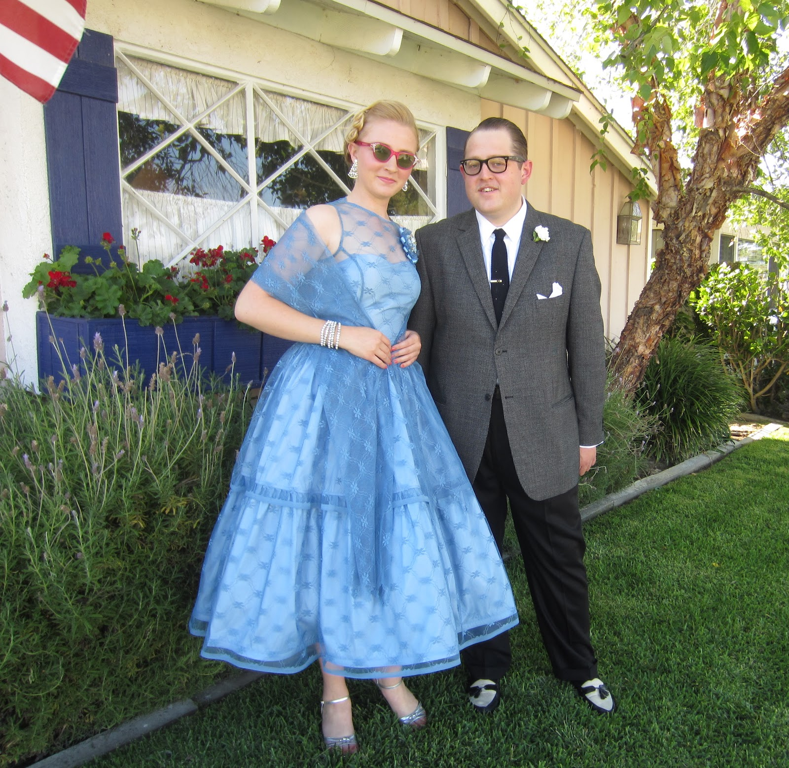 Tacky Weddings: Wacky Tacky: Rockabilly Prom: A Wedding For Zack & Dollie