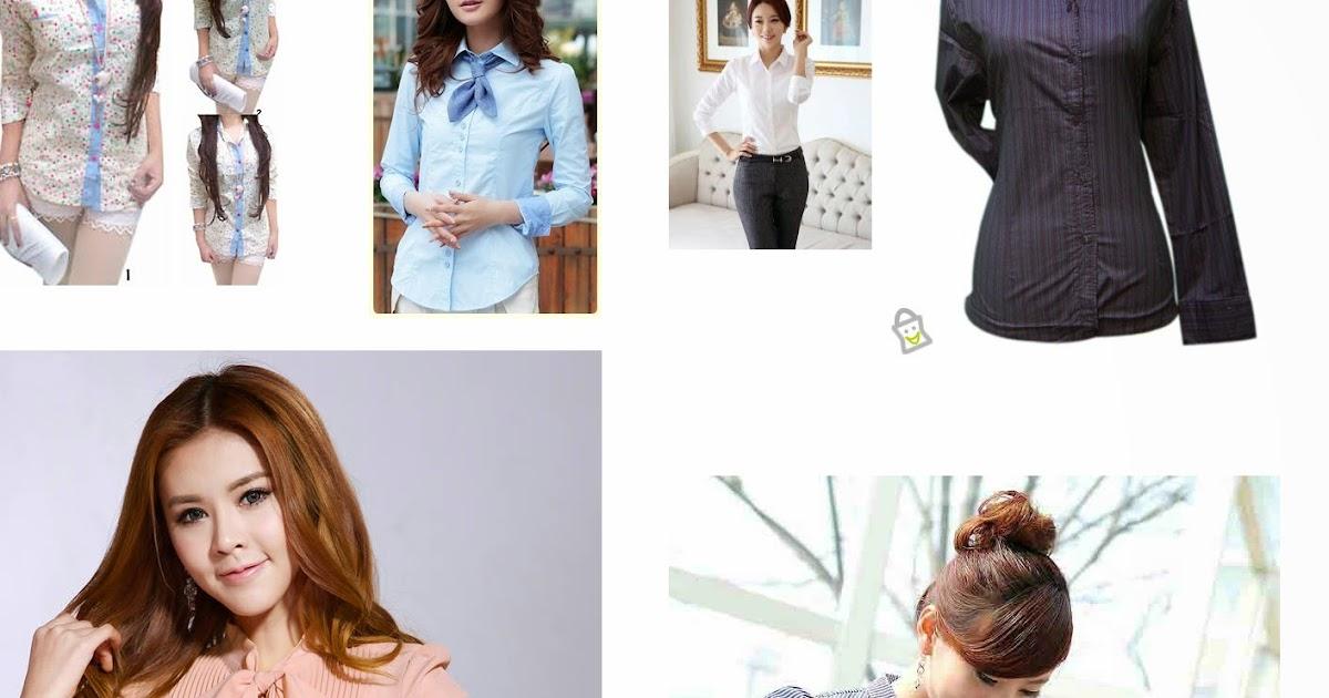 Baju Atasan Muslim Modern Newhairstylesformen2014 Com