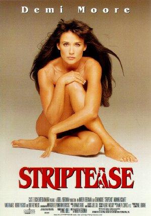 Thoát Y Vũ - Striptease (1996) Poster