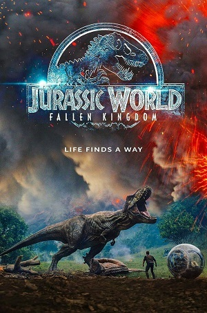 Jurassic World - Reino Ameaçado BluRay Torrent torrent download capa