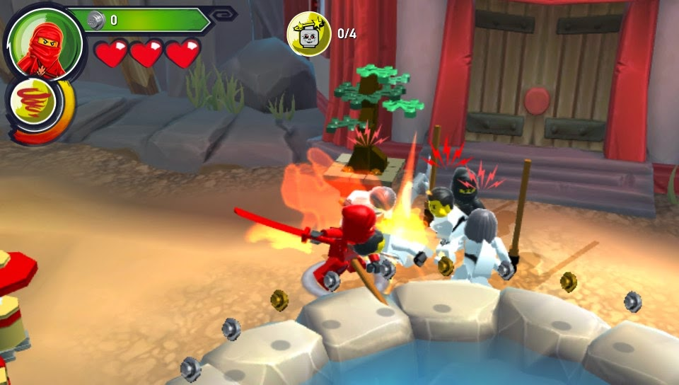 Lego Ninjago: Shadow of Ronin PS Vita Review - VitaBoys | PS Vita ...