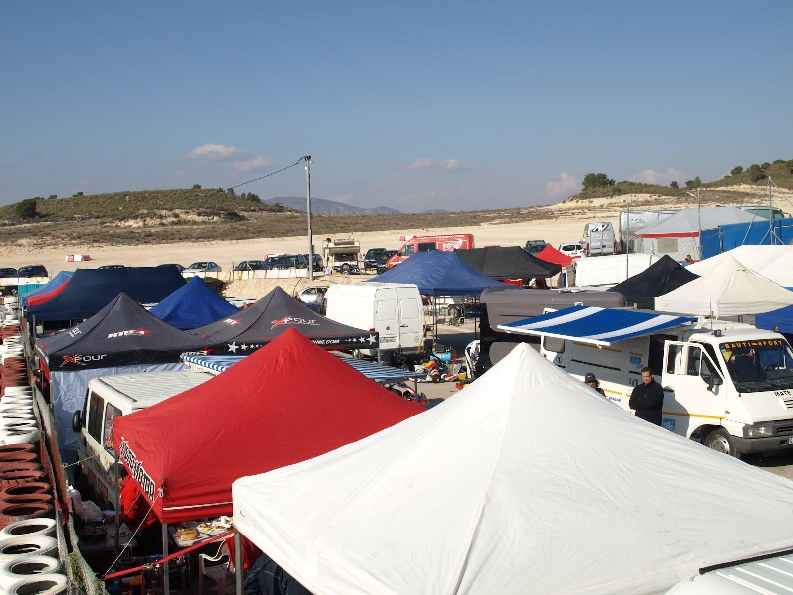 Circuito Jumilla : Circuito internacional de jumilla: enero 2012