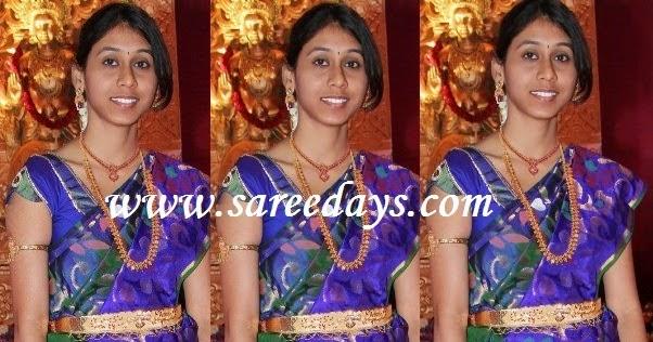 Latest saree designs blue and green uppada pattu saree altavistaventures Image collections