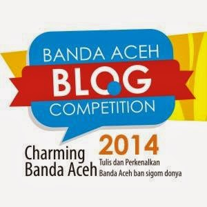 Banner Banda Aceh Blog Competition 2014