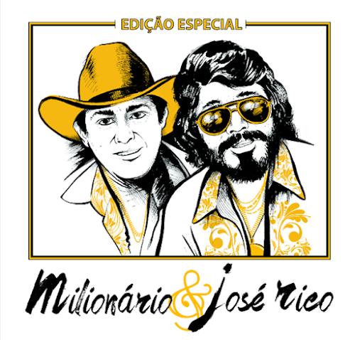 Milionário José Rico CD Edição Especial