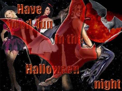 halloween free e card