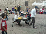 حفلة ومسابقات للاطفال والثلاميد بإحلوشن