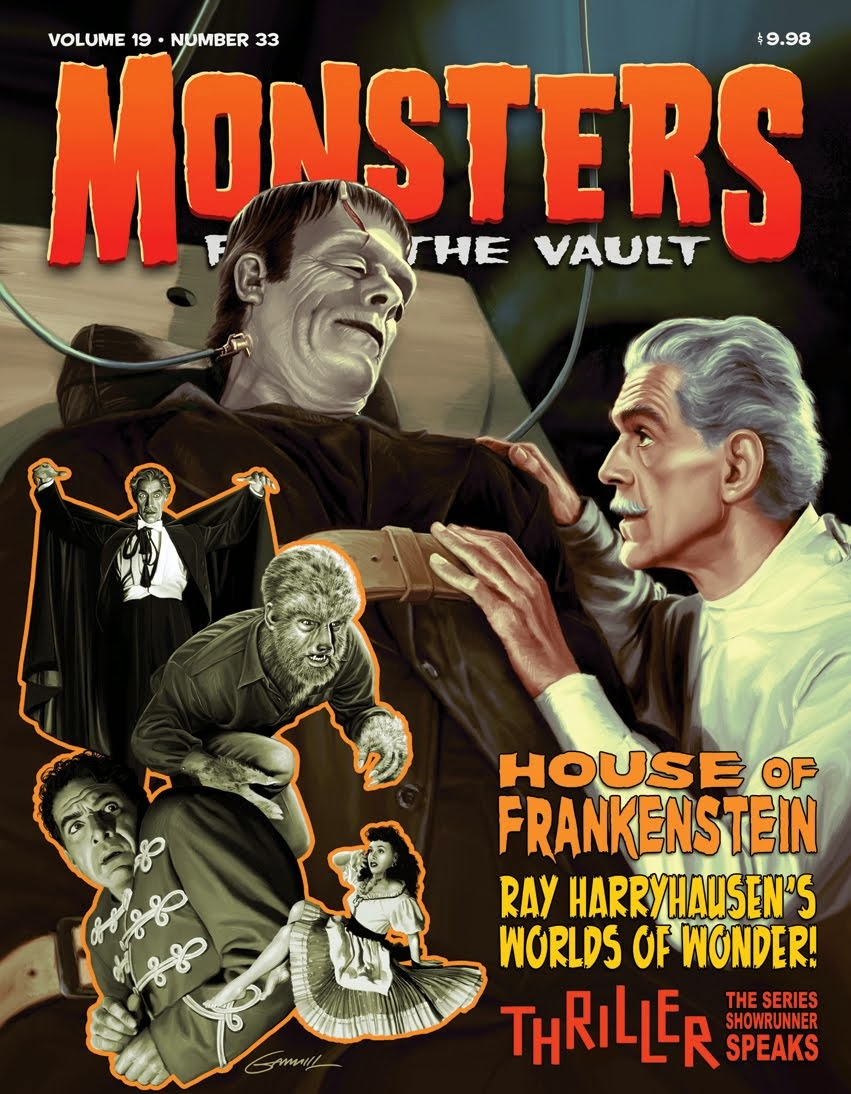 Monsters from the Vault #33