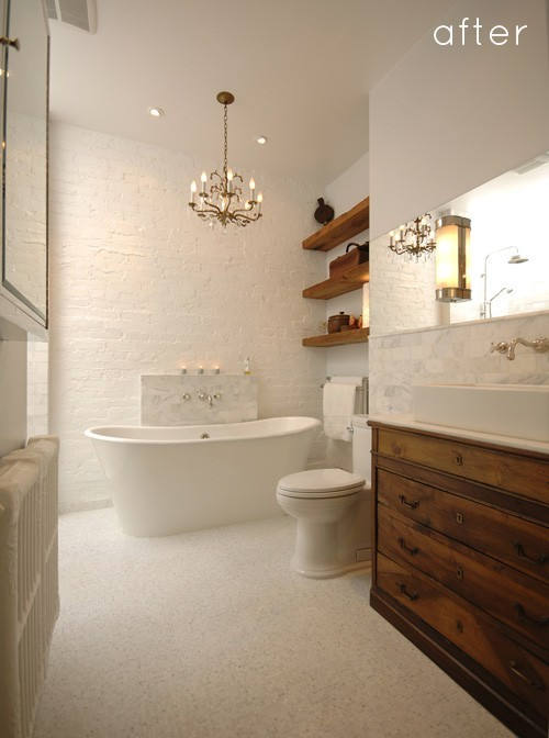 Good style bright white bathrooms - Design sponge bathrooms ...