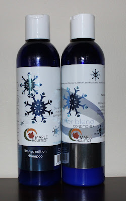 Maple Holistics Winter Blend Haircare Set
